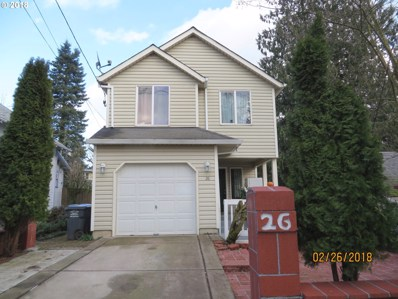 26 SE 88TH Ave, Portland, OR 97216 - MLS#: 18695108