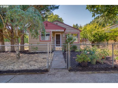 4645 SE 79TH Ave, Portland, OR 97206 - MLS#: 18695642