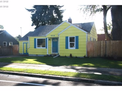 9416 N Saint Louis Ave, Portland, OR 97203 - MLS#: 18698429