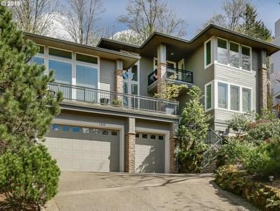 120 SW Moonridge Pl, Portland, OR 97225 - MLS#: 18699164