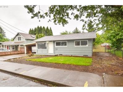 10106 SE Schiller St, Portland, OR 97266 - MLS#: 19038596