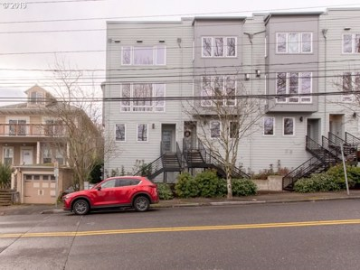 4643 SW Corbett Ave UNIT 4, Portland, OR 97239 - MLS#: 19044023