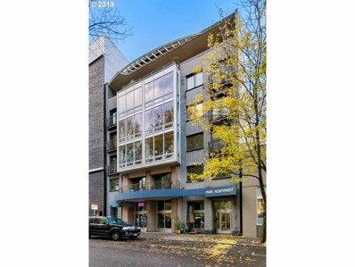 327 NW Park Ave UNIT 1B, Portland, OR 97209 - MLS#: 19100389