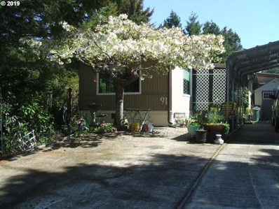 1600 Rhododendron Dr UNIT 91, Florence, OR 97439 - MLS#: 19109823