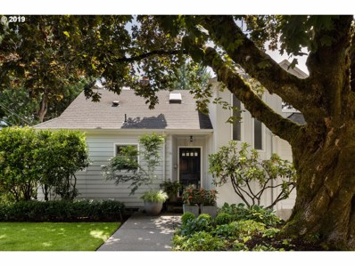6480 SW Burlingame Pl, Portland, OR 97239 - MLS#: 19159658