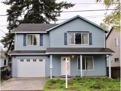 7625 SE Bybee Blvd, Portland, OR 97206 - MLS#: 19194556