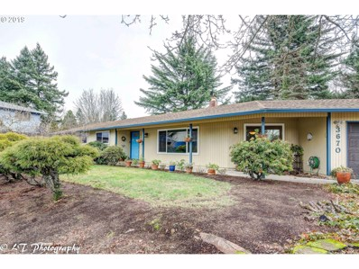 3670 SE 150TH Ave, Portland, OR 97236 - MLS#: 19288562