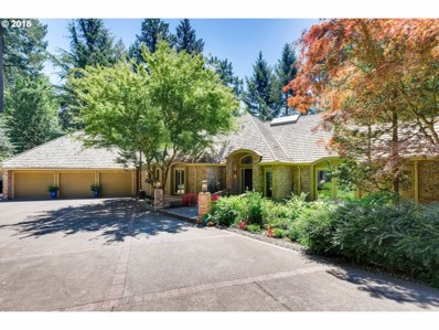 1730 SW Corbett Hill Cir, Portland, OR 97219 - MLS#: 19295915