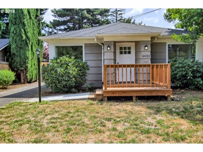 4432 NE 91ST Ave, Portland, OR 97220 - MLS#: 19306750