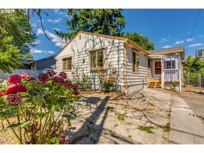 2866 SE 85TH Ave, Portland, OR 97266 - MLS#: 19331000