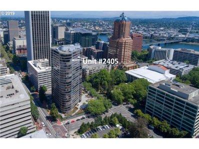 1500 SW 5TH Ave UNIT 2405, Portland, OR 97201 - MLS#: 19357630