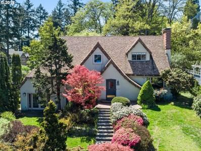 5621 SW Edgemont Pl, Portland, OR 97239 - MLS#: 19385370