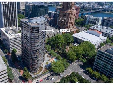 1500 SW 5TH Ave UNIT 2305, Portland, OR 97201 - MLS#: 19407708