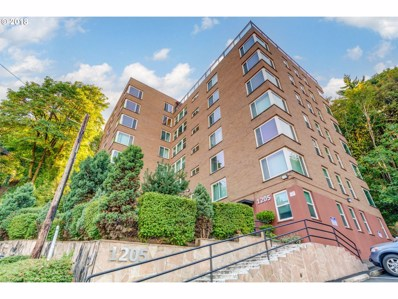 1205 SW Cardinell Dr UNIT 302, Portland, OR 97201 - MLS#: 19413507