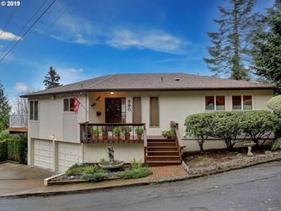 590 NW Alpine Ter, Portland, OR 97210 - MLS#: 19437441