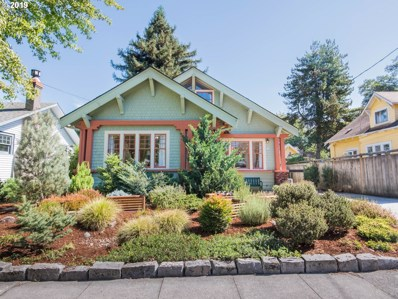 7114 SE 18th Ave, Portland, OR 97202 - MLS#: 19461391