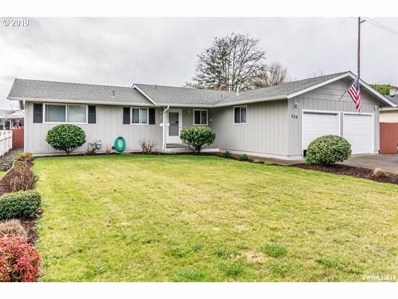 552 38TH Ave, Albany, OR 97322 - MLS#: 19463029