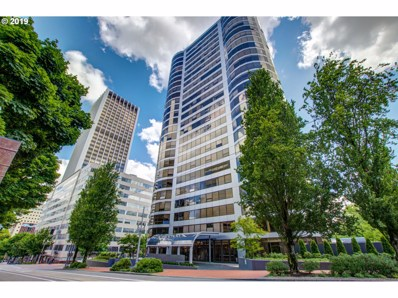 1500 SW 5TH Ave UNIT 1406, Portland, OR 97201 - MLS#: 19529225