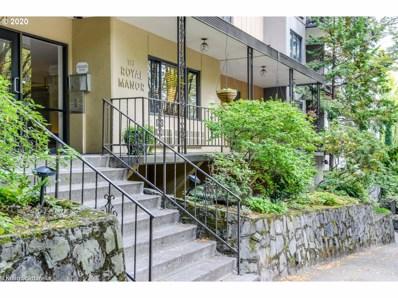 2021 SW Main St UNIT 25, Portland, OR 97205 - MLS#: 19532569