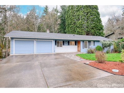 9605 SW Washington Pl, Portland, OR 97225 - MLS#: 19543132
