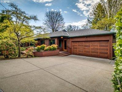 1011 SW Westwood Dr, Portland, OR 97239 - MLS#: 19563127