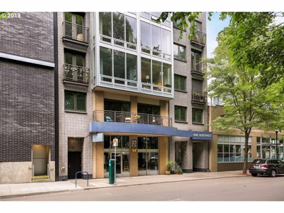 327 NW Park Ave UNIT #4D, Portland, OR 97209 - MLS#: 19631570