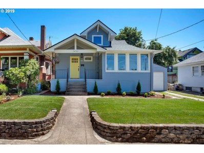 1422 SE 51ST Ave, Portland, OR 97215 - MLS#: 19684182