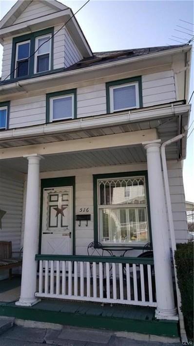 516 W Pennsylvania Avenue, Pen Argyl, PA 18072 - MLS#: 516214
