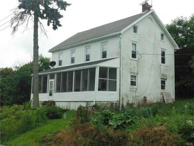 1663 Mack Road, Pen Argyl, PA 18072 - MLS#: 552563
