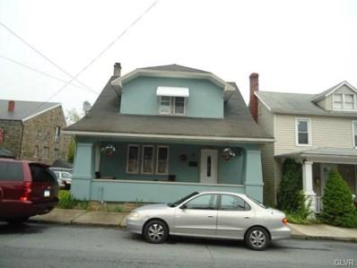 45 3rd Street, Bangor, PA 18013 - MLS#: 566407