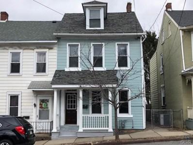 11 E Goepp Street, Bethlehem, PA 18018 - MLS#: 573863