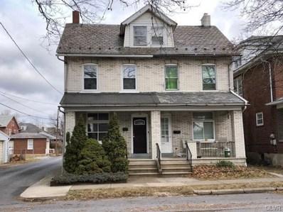 513 E Laurel Street, Bethlehem, PA 18018 - MLS#: 573895