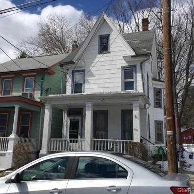 225 South Street, Jim Thorpe, PA 18229 - MLS#: 574478