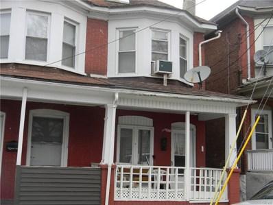633 W Wilkes Barre Street, Easton, PA 18042 - MLS#: 576282