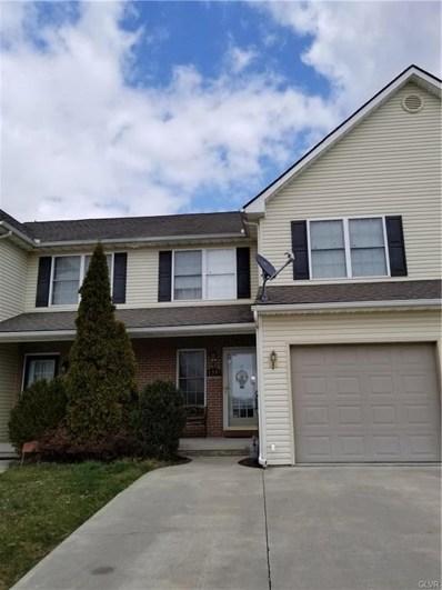 1319 Mohr Circle, Macungie, PA 18062 - MLS#: 579051