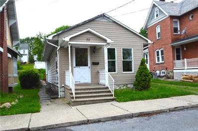 70 N 4th Street, Bangor, PA 18013 - MLS#: 580128