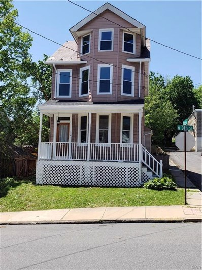 318 N 9th Street, Easton, PA 18042 - MLS#: 581038