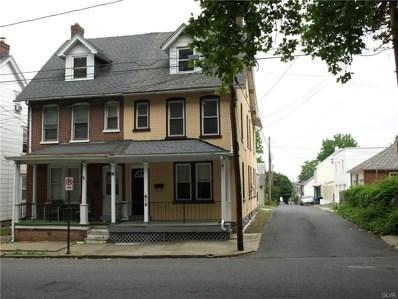 815 High Street, Bethlehem, PA 18018 - MLS#: 581276