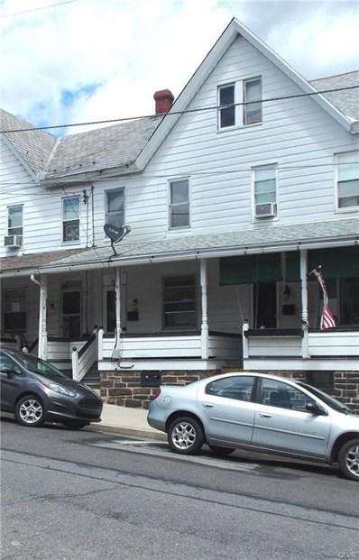 313 S 1st Street, Lehighton Borough, PA 18235 - MLS#: 582668