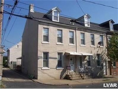 831 W Allen Street, Allentown, PA 18102 - MLS#: 582675