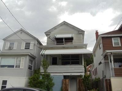 69 E Garibaldi Avenue, Nesquehoning, PA 18240 - MLS#: 582900