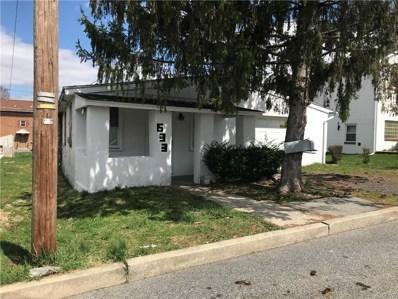 633 Carldon Street, Allentown, PA 18103 - MLS#: 583105