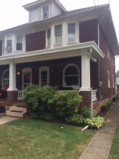 102 W Milton Street, Easton, PA 18042 - MLS#: 583657