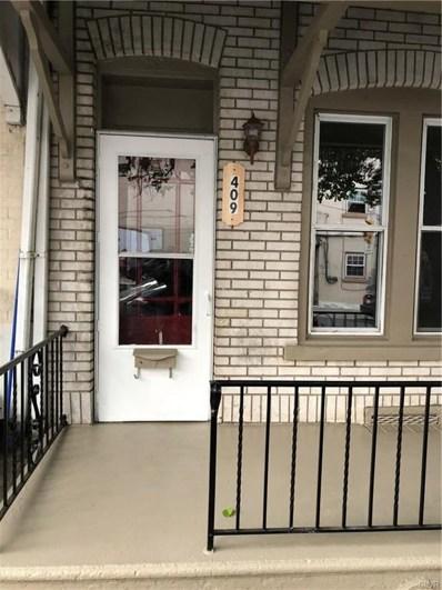 409 N 4th Street, Allentown, PA 18102 - MLS#: 583666