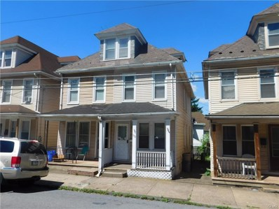 332 N 12th Street, Easton, PA 18042 - MLS#: 583971