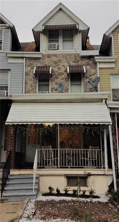 617 W Whitehall Street, Allentown, PA 18102 - MLS#: 583986