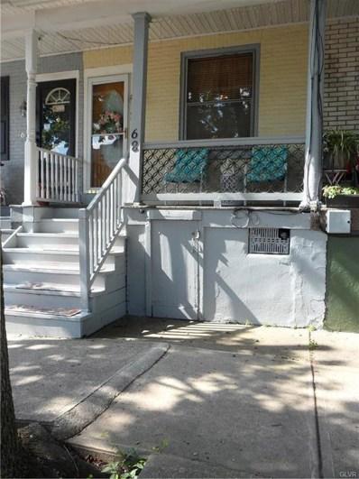 68 Goepp Street, Bethlehem, PA 18018 - MLS#: 585655