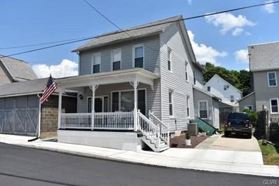 102 B Street, Pen Argyl, PA 18072 - MLS#: 586017