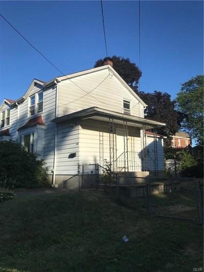 106 W Grant Street, Easton, PA 18042 - MLS#: 586227