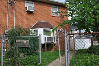 1313 Butler Street, Easton, PA 18042 - MLS#: 586754